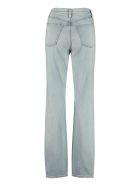 3x1 3x1 And Mimi Cuttrell - Kirk Straight Leg Jeans - Denim
