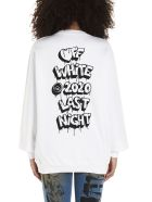 Off-White 'markers' Sweatshirt - White
