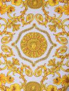 Versace Baroque Printed T-shirt - BIANCO
