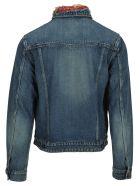 Saint Laurent Denim Jacket Bandana - Basic