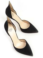 Francesco Russo Classic Pumps - Black