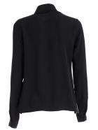 Versus Versace Logo Print Shirt - Black White