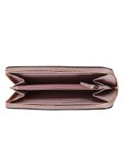 Furla Logo Plaque Zip Around Wallet - Basic