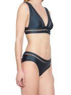 Zimmermann 'tali' Bikini - Grey