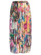 Ultrachic Skirt Plisse Georgette - Murales