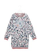 Kenzo Kids 'tiger Jg' Dress - Multicolor