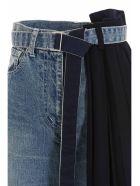 Sacai Jeans - Blue