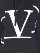 Valentino 'go' Hoodie - Black