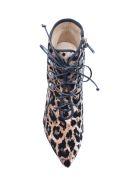 Francesco Russo Leather Boots - Leo