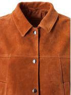 Prada Buttoned Hem Jacket