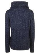 Blumarine Glitter Embellished Sweater - blue