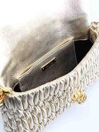 Miu Miu Shoulder Bag Crystal - Pirite
