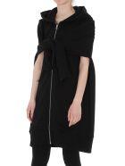 MM6 Maison Margiela Oversized Hoodie - Black