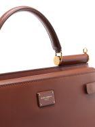 Dolce & Gabbana Large Sicily 62 Bag - Deserto