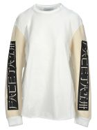 Facetasm Tshirt Long Sleeve - White