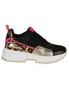 Michael Kors Cosmo Slip-on Sneakers - black