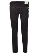 Off-White Slim-fit Jeans - Black