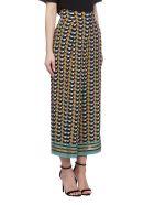 Etro Printed Trousers - Multicolor