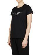 Givenchy Logo T-shirt - Black