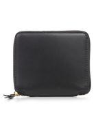 Comme des Garçons Wallet Wallet Medium Classic Leather Line - Black