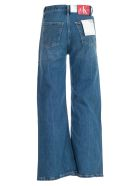 Calvin Klein Jeans Jeans Wide Leg - Blue