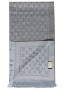 Gucci Scarf - Grey