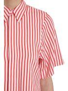 Ami Alexandre Mattiussi Shirt In Beige Cotton - beige