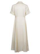 Calvin Klein Long Shirt Dress - Calico