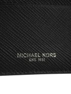 Michael Kors Tall Card Case - Black
