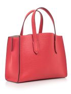 Furla Logo Plaque Tote - Kiss