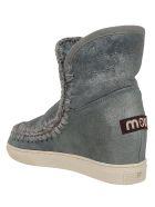 Mou Stitched High-cut Eskimo Boots - Basic