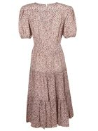 Tory Burch Printed Dress - Red
