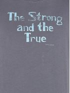Kent & Curwen 'the Strong And The True' T-shirt - Blue