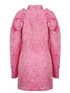 Rotate by Birger Christensen Dress - Pink & Purple