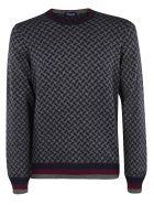 Drumohr Embroidered Sweater - 005