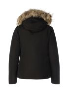 Woolrich Short Arctic Parka - Blk Black
