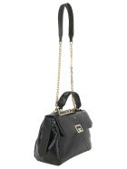 Givenchy Id Medium Shoulder Bag - Black