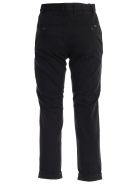 PS by Paul Smith Cropped Slim Fit Trousers - Black