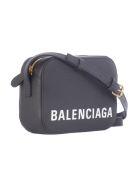 Balenciaga Souvenir Shoulder Bag - Noir Blanc
