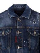 Dsquared2 Jacket - Blue