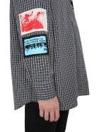 Raf Simons Oversize Fit Shirt - NERO