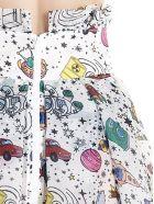 Ultrachic 'alien' Skirt - Multicolor