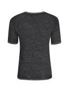 R13 Rock N Roll Junkie Skate T-shirt - grey