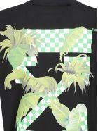 Off-White Racing T-shirt - Black/green