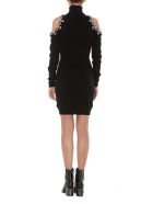 Moschino Cut Out Dress - Black