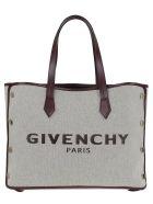 Givenchy Medium Cabas Shopper Tote Bag - Viola
