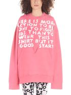 MM6 Maison Margiela Sweatshirt - Pink