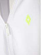 Marcelo Burlon Mini Dress Zip - WHITE