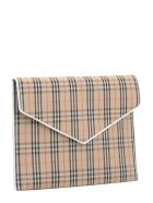 Burberry Pouch Envelope Large - SILVER