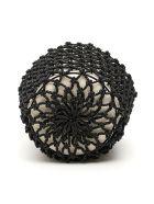 STAUD Bicolor Moreau Bag - CREAM BLACK (White)